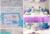This is the ultimate Frozen party DIY set, and its FREE!  Free Frozen Printable ...