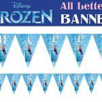free frozen banner printable - Buscar con Google