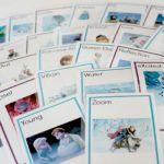 free frozen printable alphabet