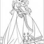 frozen-coloring-page-anna-elsa-214x300