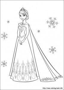 frozen-coloring-page-elsa-2 frozen coloring page elsa 2 Cartoon