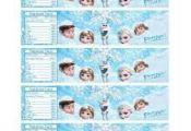 frozen water bottle label free - Buscar con Google