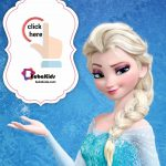 Free Disney Frozen Birthday Invitation Card Size 4x6