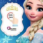 Free Disney Frozen Princess Elsa Birthday Invitation Card