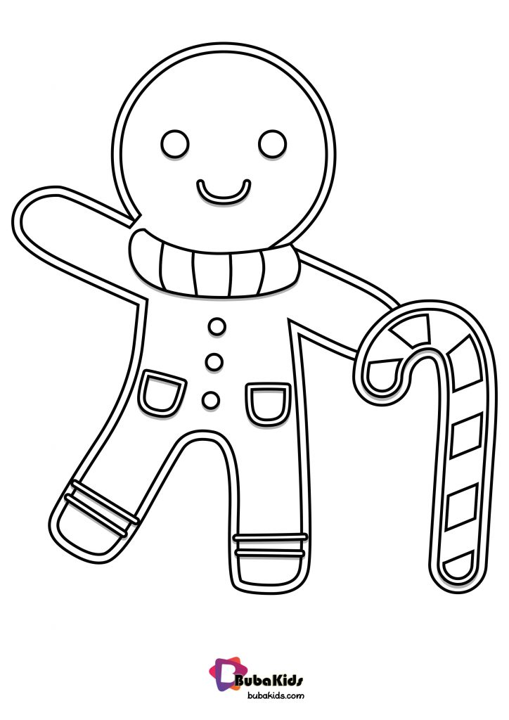 gingerbread-coloring-page-download-and-color-it-724x1024 Gingerbread Coloring Page Download And Color it.! Cartoon