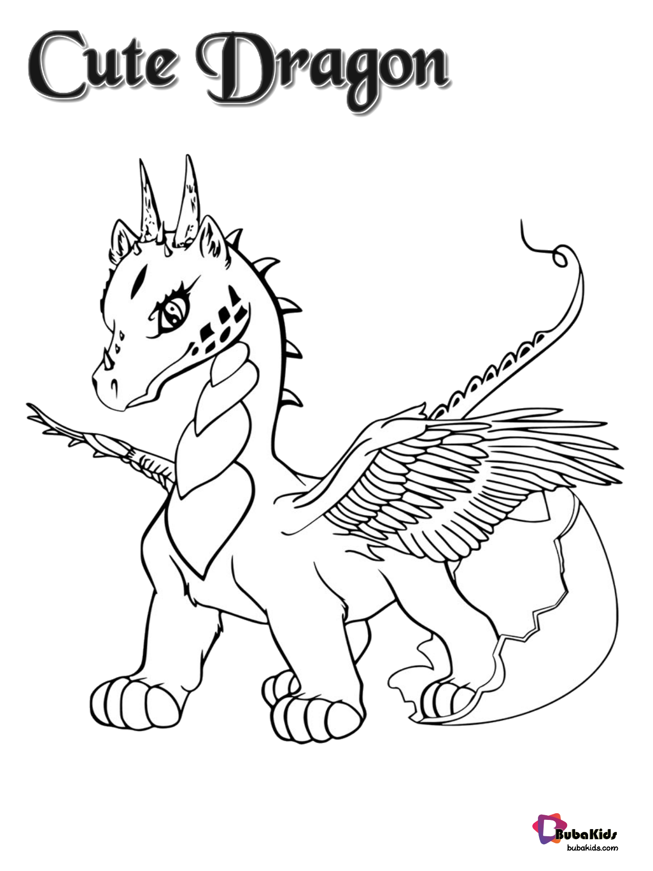 Dragon coloring pages how to train your cute clash royale Wallpaper