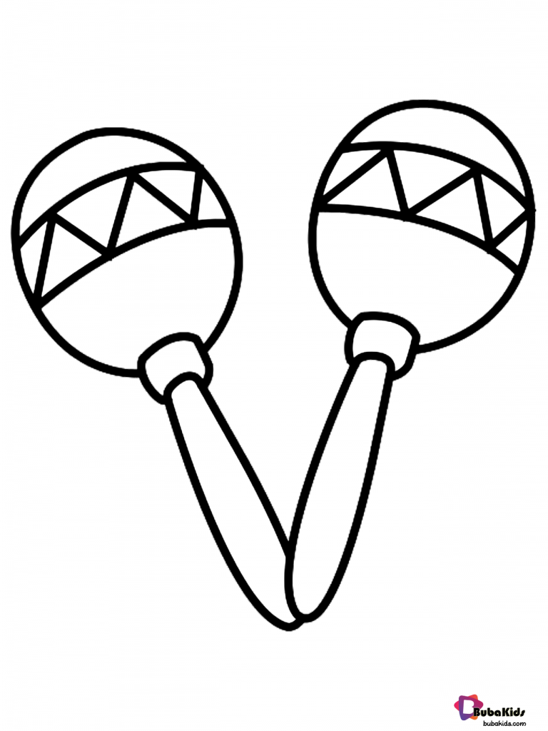 Musical-instruments-Coloring-pages-768x1024 Musical instruments Coloring pages Cartoon